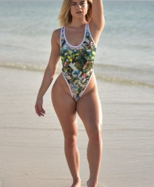 Jungle Coast One Piece