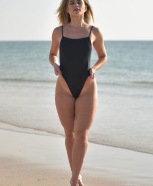 Solid Color One Piece