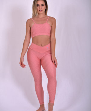 Glow Textured Susie Leggings Set