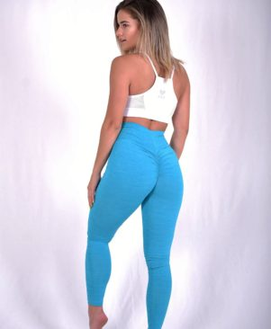 NC Compression Light Leggings Hawaii