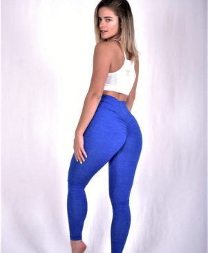 Effect Prime Leggings Palace Blue
