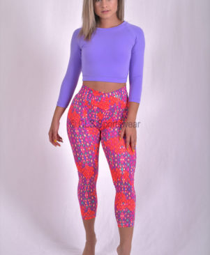 NC Viva Light Diamond Leggings