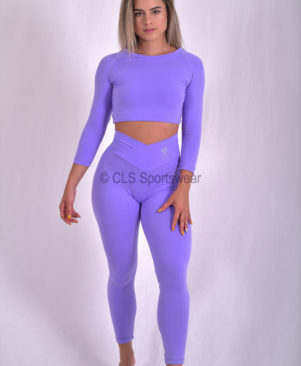 Shape Leggings Lavanda (Custom-Made)