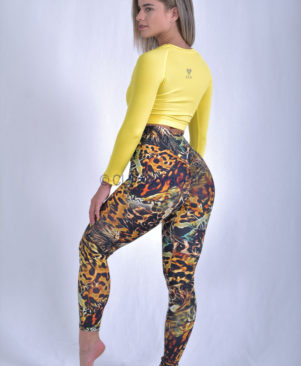 NC Elite Shape Fuego Leggings