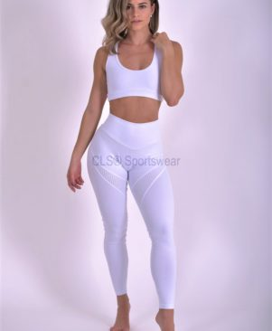 Branco Front Seamless Leggings