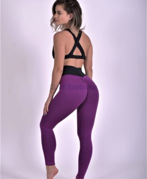NC Geo Textured Leggings Tonic