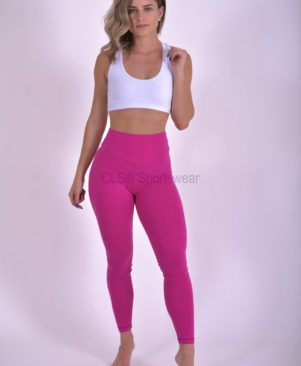 Confort Leggings Carmin (Custom-Made)
