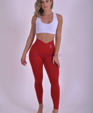 Confort Leggings Scarlet