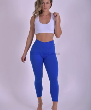 Compression Light Leggings Palace Blue (Custom-Made)