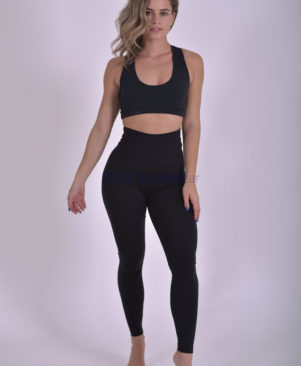 Shape Leggings Preto (Custom-Made)