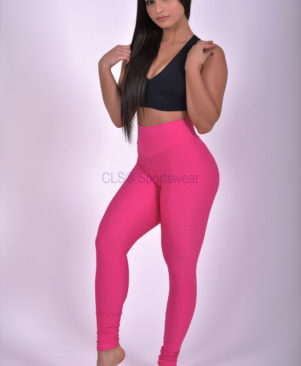 Glow Textured Leggings Jubilee
