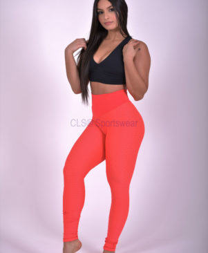 Glow Textured Leggings Colombina