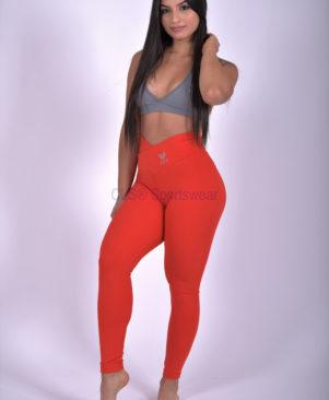 Shape Leggings Vermelho