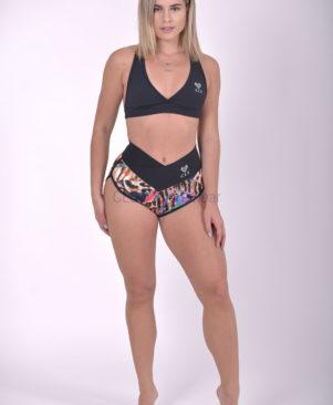 NC Shape Wild African Meia Loua Shorts