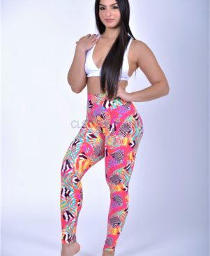 NC Viva Light Caribbean Leggings