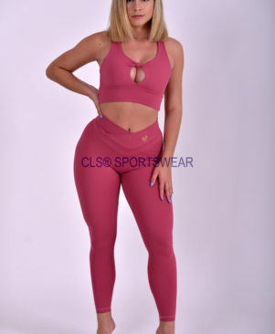 NC Shape Stacy Top Rose Wine