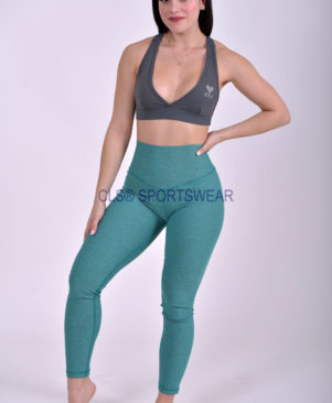 NC Yoga Leggings Fuse Jade