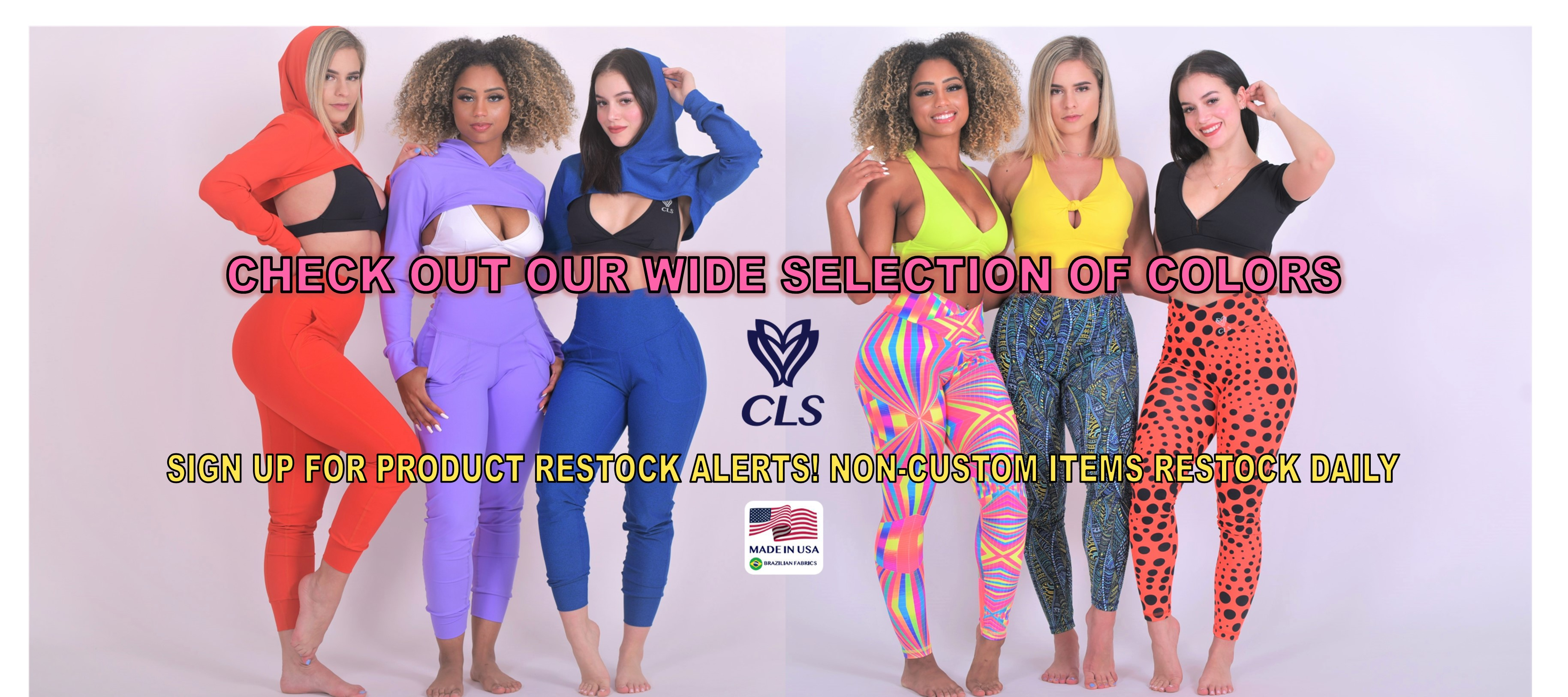 https://www.clssportswear.com/wp-content/uploads/2020/05/Announce_Slider_Wide-Selection-of-Colors.jpg