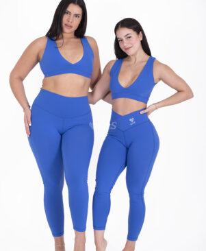 NC Essential Leggings Palace Blue