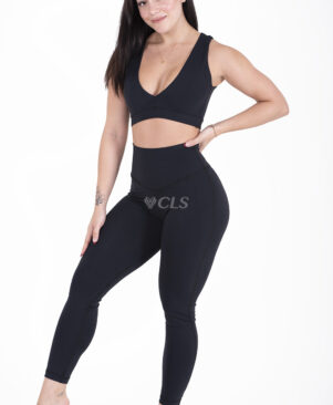 NC Essential Leggings Preto