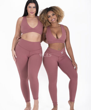 NC Essential Leggings Blush