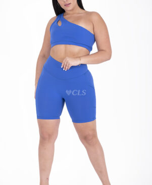 NC Confort Strong Biker Shorts Palace Blue