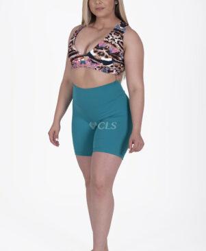 NC Confort Jade High Waist Biker Shorts